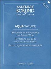 Annemarie Börlind Aquanature Revitalisierende Augenpads (6 Stk.)