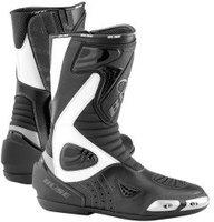 Büse Sport Stiefel schwarz/weiß