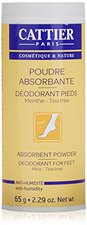 Cattier Absorbent Powder Deodorant for Feet (65 g)