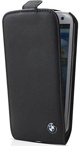 BMW Leder Flap Case für Samsung Galaxy S4