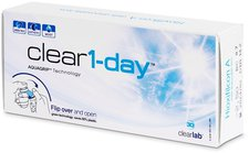 ClearLab Clear 1-Day -7,50 (30 Stk.)