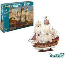 Revell Schiffsmodell Pirate Ship (05605)