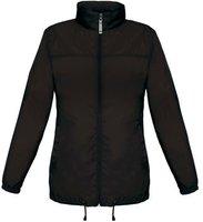 B&C Collection Sirocco Jacket Women Black