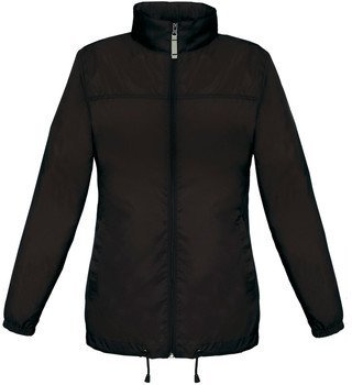 B&C Collection Sirocco Jacket Women Black
