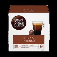 Nescafe Dolce Gusto Caffe Lungo Intenso (16 Stk., 16 Portionen)