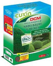 Cuxin Minigran Spezialdünger für Nadelbäume und Hecken 1,5 kg