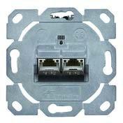 Telegärtner Design-Anschlussdose J00020A0511