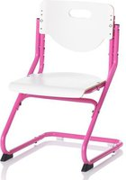 Kettler Chair Plus weiss / pink