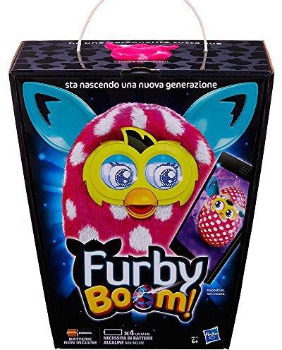 Hasbro Furby Boom Polka Dots