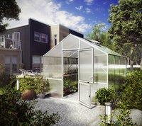 KGT Lilie IV 12,75 m² (10 mm HKP, Alu)
