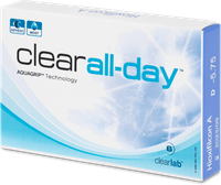 ClearLab Clearall-day -1,50 (6 Stk.)