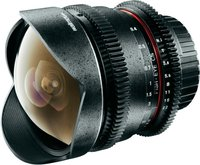Walimex pro 8mm f3.8 Fisheye VDSLR [Canon]