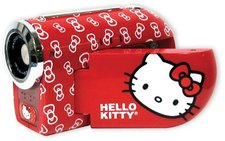 Vivitar Hello Kitty Digital Camcorder - Barrrel DVR
