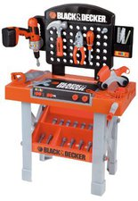 Smoby Black & Decker Super Werkbank (500205)