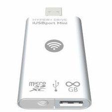 Sanho HyperDrive iUSBport Mini