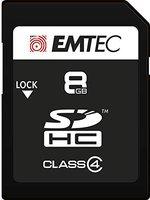 Emtec SDHC 8GB Class 4 (ECMSD8GHC4)