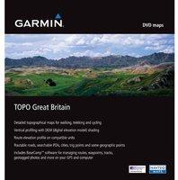 Garmin Topo Großbritannien (DVD)