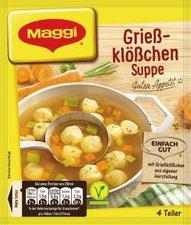 Maggi Guten Appetit: Grießklößchen Suppe