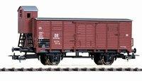 Piko Gedeckter Güterwagen G02 Brit.-US Zone (54702)