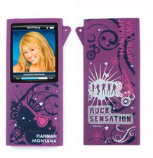 Lazerbuilt Hannah Montana 4G iPod Skin