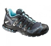 Salomon XA PRO 3D Ultra 2 W grey denim/black/atol-x