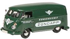 """Schuco VW T1 Kastenwagen  """"Zündapp Kundendienst """" (450354000)"""