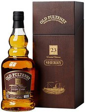 Old Pulteney Sherry Cask 23 Jahre 0,7l 43%