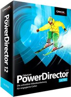 CyberLink PowerDirector 12 Ultra (DE) (Win)