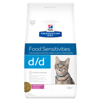 Hills Prescription Diet Feline d/d Wild (1,5 kg)