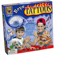 BSM Spielzeuge Creative Toys - Boys Tattoos