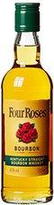Four Roses Bourbon Kentucky Straight Bourbon Whiskey 0,35l 40%