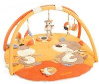 Babysun Nursery Spieldecke Monkey Donkey