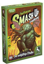 PEGASUS SPIELE Smash Up: Der endgültige Cthulhu