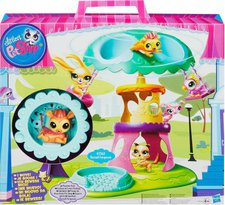 Heunec Littlest Pet Shop - Magic Motion Tierchen Camp