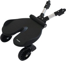 Horn Bump-Rider schwarz
