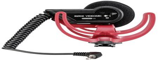 Rode VideoMic mit Rycote