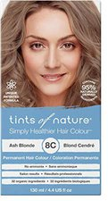 Tints of Nature 8C Ash Blonde (130 ml)
