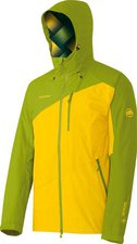 Mammut Keele Jacket Men Yellow-Peridot