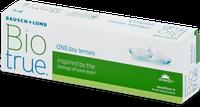 Bausch & Lomb Biotrue ONEday lenses -6,25 (30 Stk.)