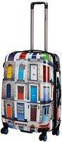 Saxoline Blue Doors 4-Rollen-Trolley 67 cm
