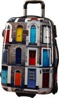 Saxoline Blue Doors 2-Rollen-Trolley 55 cm