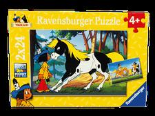 Ravensburger Yakari und kleiner Donner (2 x 24 Teile)