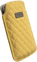 Krusell Coco Mobile Pouch XXL Yellow