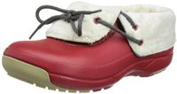 Crocs Blitzen Convertible dark red