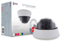 Storage Options CCTV Dome Camera (52401)