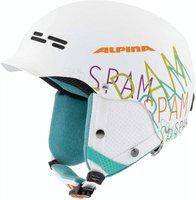 Alpina Eyewear Spam Cap white SPAM