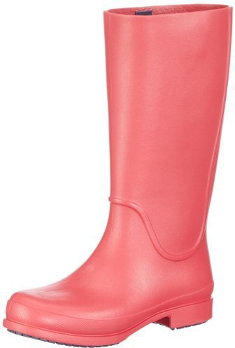 Crocs Wellie Rain Boot W cranberry/mulberry