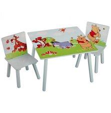 Disney Winnie the Pooh Set Tisch & Stühle