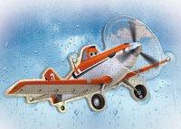 Clementoni Disney Planes - Window Puzzle (60 Teile)