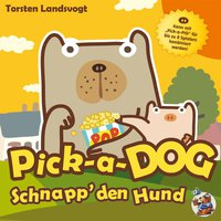 Heidelberger Spieleverlag Pick a Dog - Schnapp den Hund